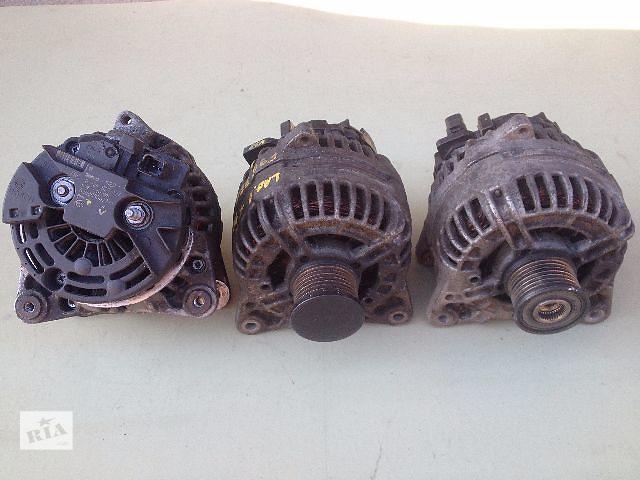 продам Б/у генератор/щетки для легкового авто Renault Laguna II 150А 1.9-2.5 бу в Луцке
