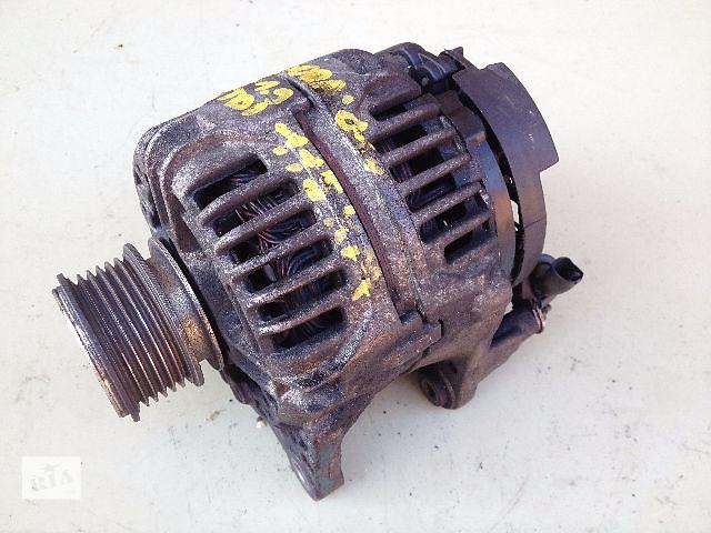 купить бу Б/у генератор/щетки для легкового авто Volkswagen Caddy 1.9 tdi/sdi (0124325001) в Луцке
