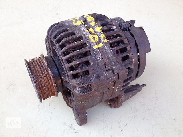 Б/у генератор/щетки для легкового авто Volkswagen T4 (Transporter) 120A (0124515021)- объявление о продаже  в Луцке