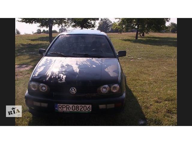 Б/у капот для легкового авто Volkswagen Golf IIІ- объявление о продаже  в Львове