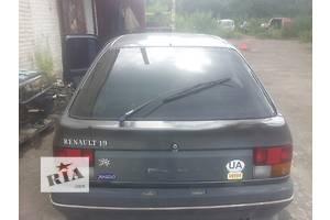 б/у Карты крышки багажника Renault 19