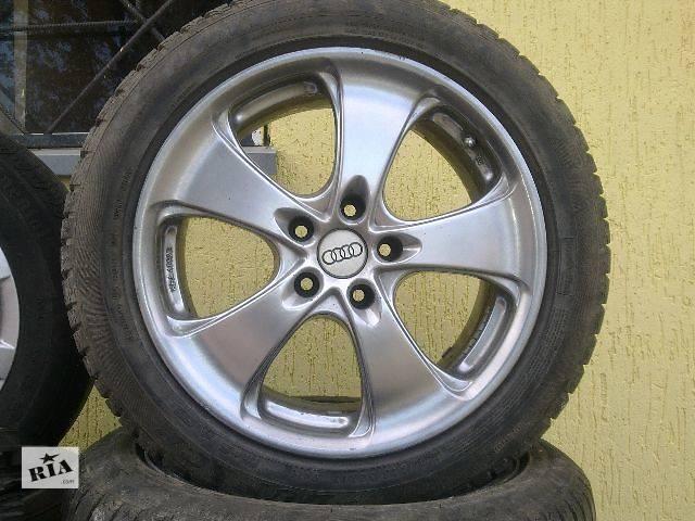 бу б/у Колеса і шини Зимові Шини GoodYear R17 225 55 Легковий Audi A6 2007 в Львові