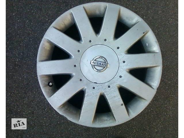 б/у Колеса и шины Диск Диск литой 6 17 45 5x114.3 Легковой Nissan Maxima- объявление о продаже  в Запорожье