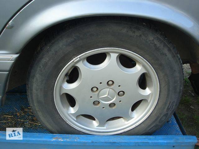 б/у Колеса и шины Диск Диск литой RIAL 7 15 37 Легковой Mercedes 124 1993- объявление о продаже  в Берегово (Закарпатской обл.)