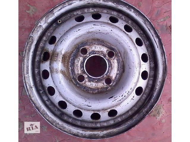 продам Б/у Колеса і шини Диск Диск металевий 13 Легковий Daewoo Lanos бу в Києві