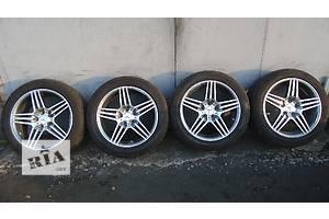 б/у диски с шинами Mercedes W-Class