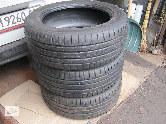 Б/у Колеса и шины Шины Летние Nokian R18 235 55 Легковой Volkswagen Touareg- объявление о продаже  в Сумах