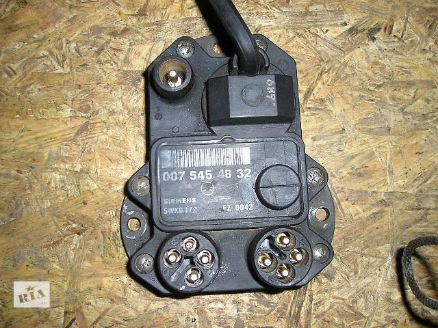 продам б/у Коммутатор зажигания Mercedes 124 ( бензин ) двиг. 2,0 . 2,3 / кат № 0075454832 , гарантия , доставка . бу в Тернополе
