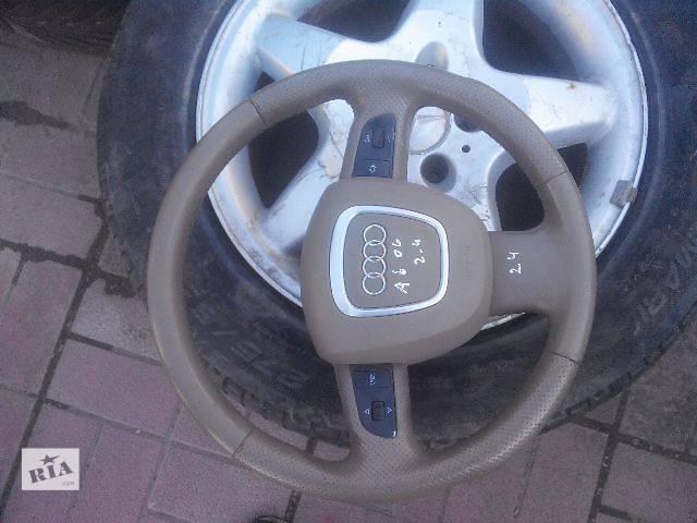 продам б/у Компоненты кузова Руль, кермо, подушка Airbag Audi A6 C6 4F0880201 Легковой Audi A6 2006 бу в Львове