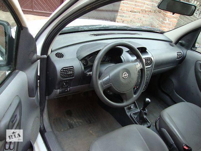 б/у Компоненты кузова Сиденье Легковой Opel Combo 2002- объявление о продаже  в Бучаче