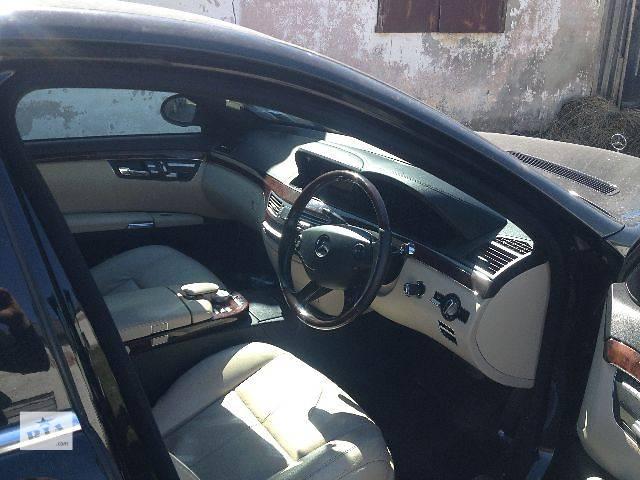 Б/у Компоненты кузова Торпедо/накладка Легковой Mercedes S-Class 2008- объявление о продаже  в Львове