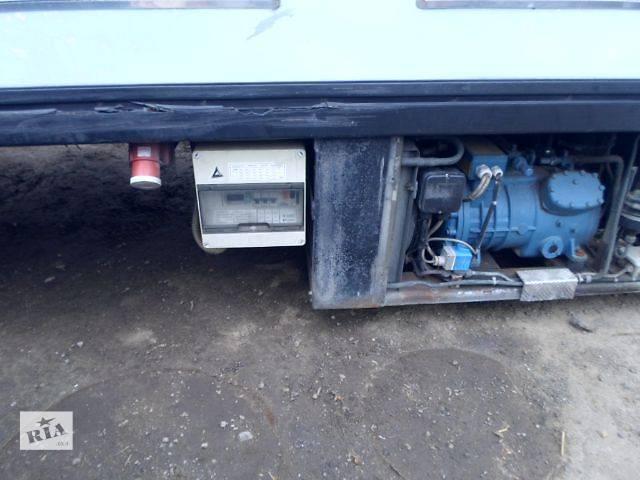 купить бу Б/у комплект кондиционера для грузовика Mercedes Sprinter 616 2004 в Берегово (Закарпатской обл.)