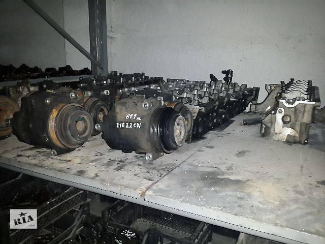 бу Б/у Кондиционер, обогреватель, вентиляция Компрессор кондиционера Легковой Mercedes C-Class 2008 в Львове