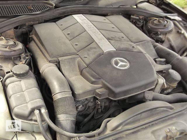 купить бу б/у Кондиционер, обогреватель, вентиляция Компрессор кондиционера Легковой Mercedes S 500 Седан 2004 в Львове