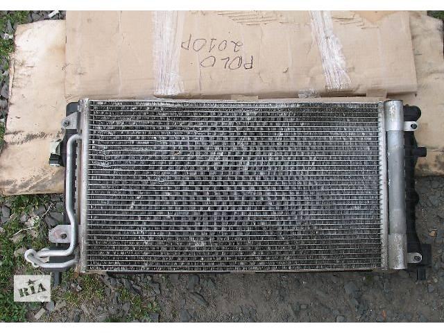 купить бу б/у Кондиционер, обогреватель, вентиляция Радиатор кондиционера Легковой Volkswagen Polo 5D 2010 в Луцке