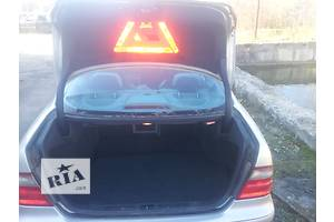 б/у Ковры багажника Mercedes CLK-Class