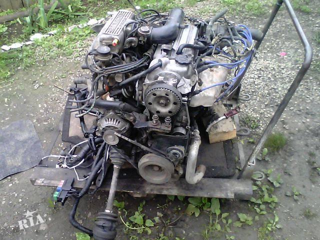 Mazda 626 Хэтчбек .GD 2.0 бензин. полный инжектор. двигатель, КПП, дверь, фары, салон, сиденья, стойки,суппорт,рульва,- объявление о продаже  в Виноградове