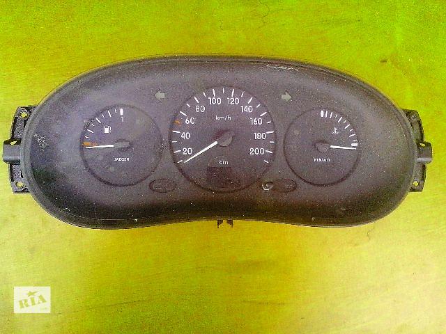 Б/у панель приборов/спидометр/тахограф/топограф для легкового авто Renault Kangoo- объявление о продаже  в Ковеле