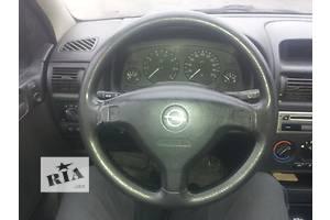 б/у Пластик под руль Opel Astra G