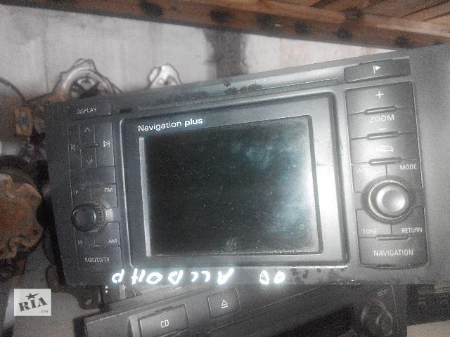 бу Б/у радио и аудиооборудование/динамики для легкового авто Audi A6 2002 в Львове