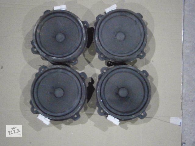 бу Б/у радио и аудиооборудование/динамики для легкового авто Chevrolet Captiva в Луцке