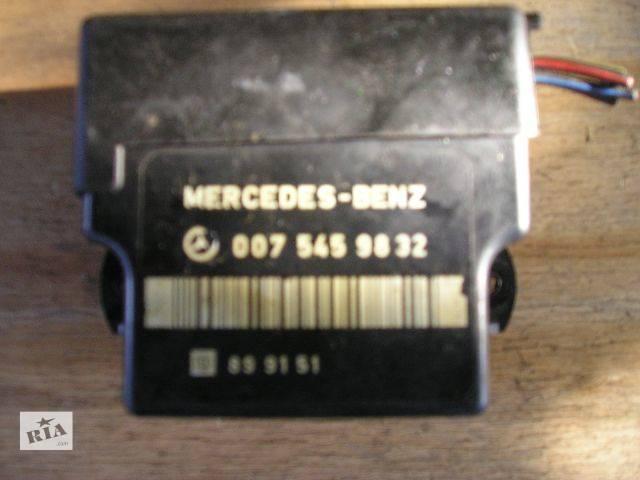 купить бу б/у Реле свечей накала Mercedes 124 кат № 0075459832 , И ДРУГИЕ доставка . в Тернополе