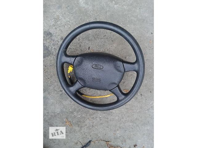 продам Б/у руль для легкового авто Ford Escort 1999 бу в Бучаче