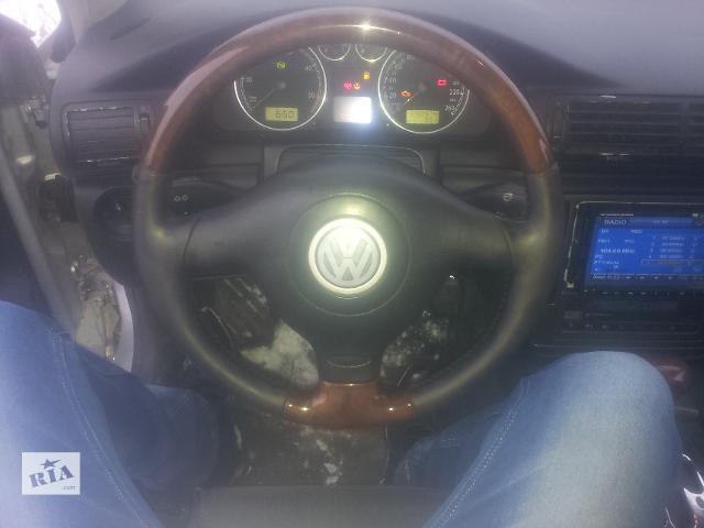 б/у Руль Volkswagen Passat B5 B5+ 1996-2005 р. Ідеал- объявление о продаже  в Львове