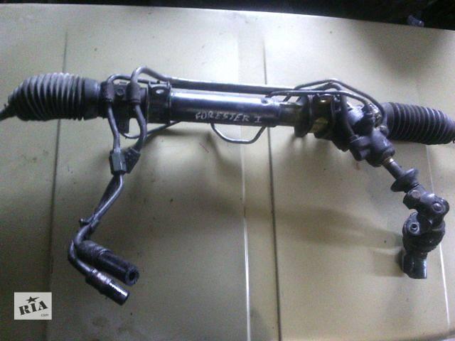 купить бу б/у Рулевое управление Рулевая рейка Легковой Subaru Forester в Ковеле