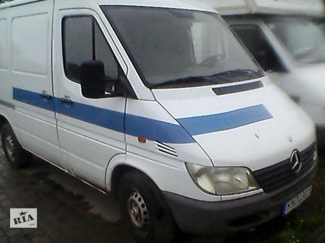 купить бу Б/у скло лобове/вітрове для мікроавтобуса Mercedes Sprinter 313 2003 в Ивано-Франковске
