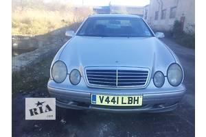 б/у Стекла лобовые/ветровые Mercedes CLK-Class