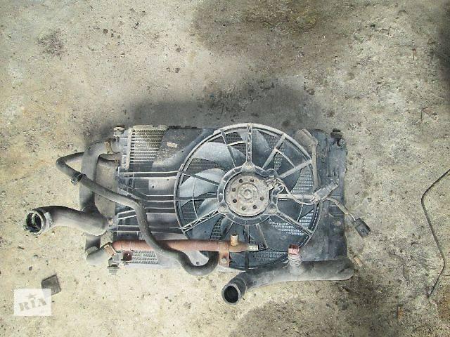 бу б/у Система охлаждения Радиатор Легковой Ford Escort 1997 в Самборе