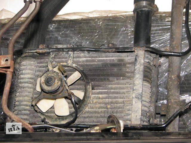 бу б/у Система охлаждения Радиатор интеркуллера MR 239608 Легковой Mitsubishi Pajero Sport 2.5 TurboDiesel MD 620439 в Киеве
