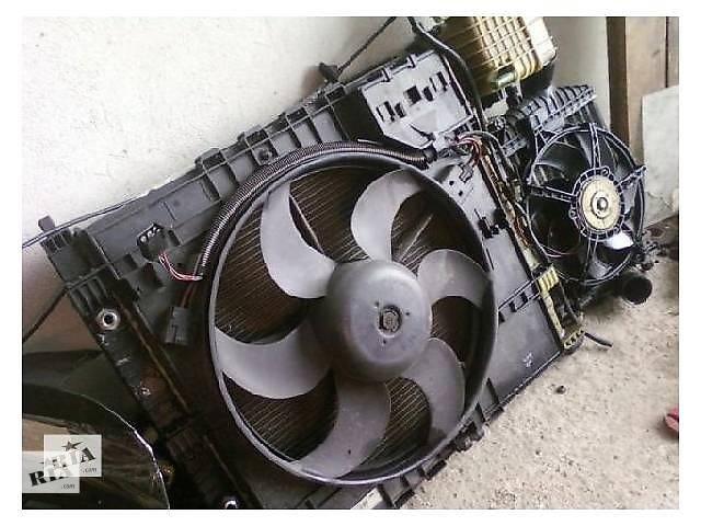 бу б/у Система охлаждения Вентилятор осн радиатора Легковой Mercedes Vito 1999 в Тернополе