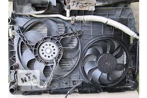 б/у Вентиляторы осн радиатора Skoda Fabia