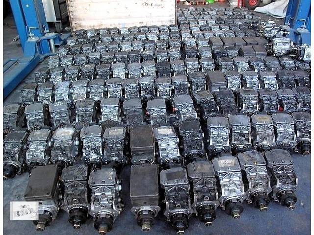 купить бу б/у Топливная система Топливный насос высокого давления/трубки/шест Легковой Dacia Logan в Львове
