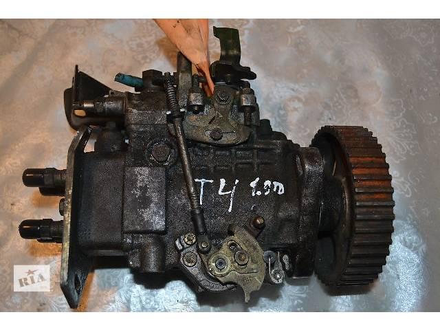 б/у Топливная система Топливный насос высокого давления/трубки/шест Легковой Volkswagen T4 (Transpor- объявление о продаже  в Ковеле