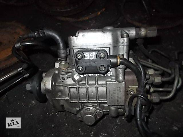 продам Б/у Топливная система Топливный насос высокого давления/трубки/шестерня Легковой Volkswagen Golf 2001 бу в Ровно