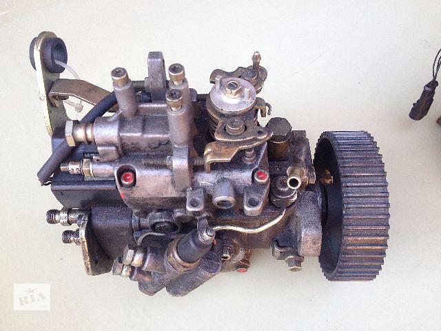 бу Б/у топливный насос высокого давления/трубки/шест для легкового авто Fiat Marea 1,9 TD 55KW в Луцке