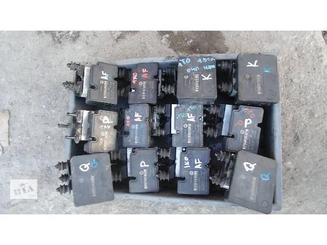 бу Тормозная система АБС и датчики Volkswagen Caddy 2007 в Ковеле