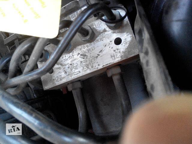 б/у Тормозная система Блок управління ABS 4F0614517R  4F0614517S Легковой Audi A6- объявление о продаже  в Львове