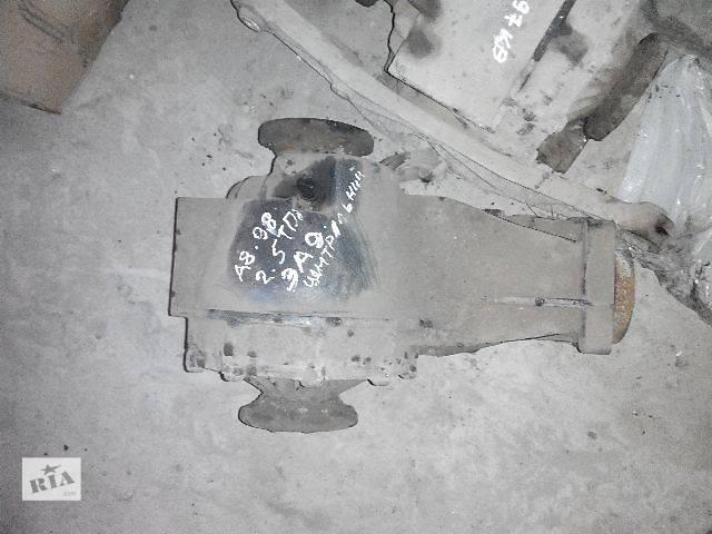 бу Б/у Задний/передний мост/балка, подвеска, амортизация Мост ведущий задний Легковой Audi A8 1997   2. в Львове
