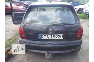 б/у Замки крышки багажника Opel Corsa