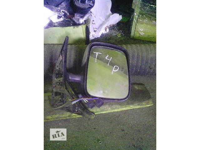 бу Б/у дзеркало праве електричне для легкового авто Volkswagen T4 (Transporter) в Ковеле