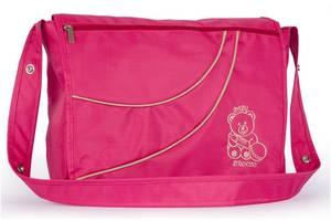 Сумка для коляски Baby Breeze 0351 малиновая