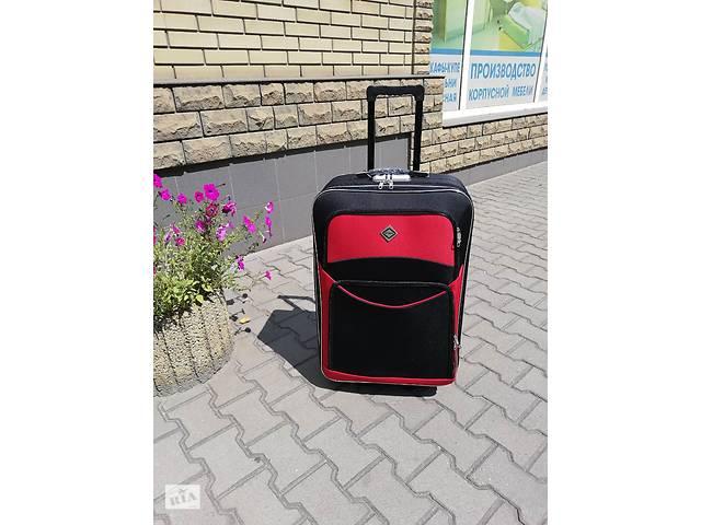 Чемодан дорожный сумка poland original 68x46x28 на колесах средний- объявление о продаже  в Запорожье