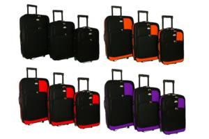 Чемоданы, дорожные сумки