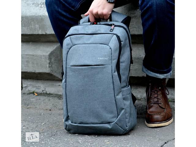 продам Городской рюкзак Tigernu T-B3090А. Гарантия. Есть видео обзор. бу в Киеве