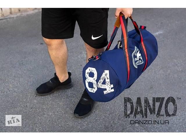 7215718b Мужская спортивная сумка Converse синяя- объявление о продаже в Харькове