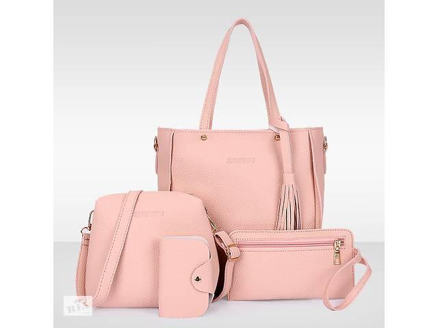d1708a9a7b90 Стильный набор сумок Jingpin 4в1 для модных девушек- объявление о продаже в  Хмельницком